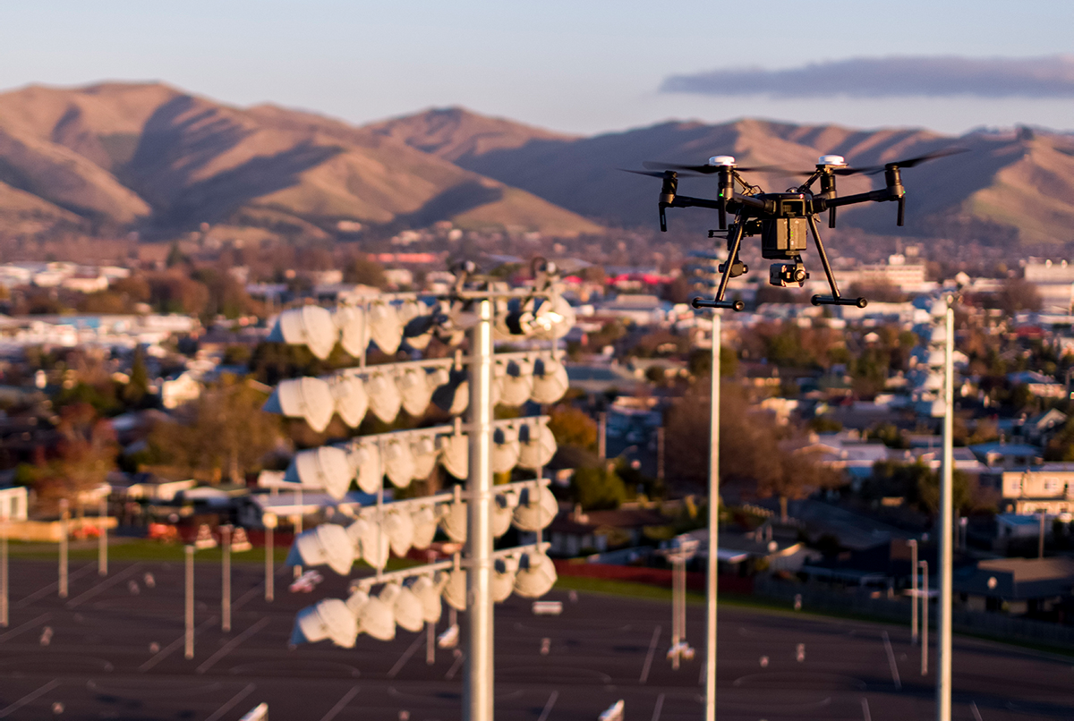 Drone Asset Inspection New Zealand