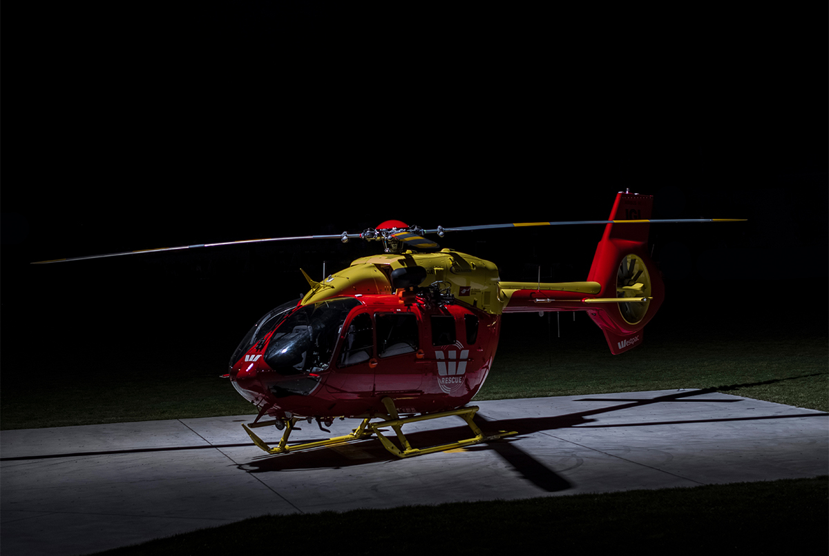 Drone Lighting LED Helicopter H145
